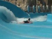 Water Park Whale Fail