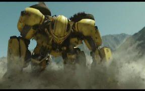 Bumblebee Teaser Trailer