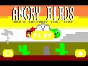 1980s Angry Birds