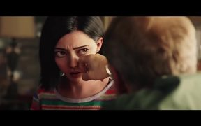 Alita: Battle Angel Trailer