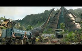 Jurassic World: Fallen Kingdom Trailer
