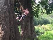 Rope Swing Failure