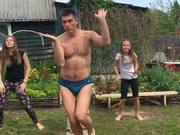 Dad Dances Better Than Daughters