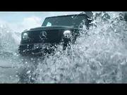 The Mercedes-Benz G-Class: Stronger Than Time
