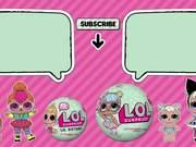 LOL Surprise! | Series 2 Dolls: Tots & Lil Sisters