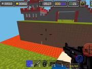 Combat Blocks Survival Online Mineinecraft Shooter