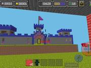 Combat Blocks Survival Online Mineinecraft Shooter