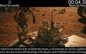 Everything Wrong With The Martian