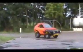 Car Gymnastics