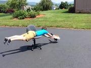 Summer Break Wind Chair