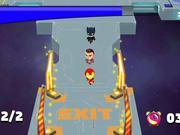My Little Tiny Superhero: Cartoon Emoji Simulator