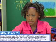Kids React To The Transformers