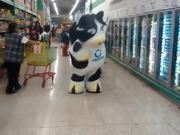 The Dancing Cow