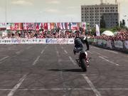Ridiculous Bike Skills