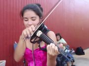 Violin Cover Of Shake It Off