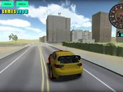 3D Car Simulator Walkthrough