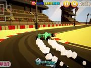 3D Arena Racing Walkthrough