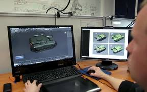 Turrets and Hulls of the Future Tanki