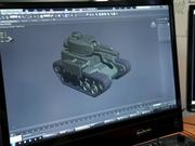Turrets and Hulls of the Future Tanki