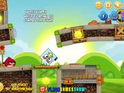 Angry Birds Find Your Partner Walkthrough