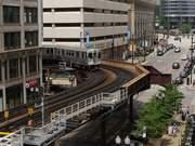 Chicago Scene Wide Shot