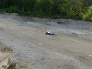 HPI Baja 5T Off Road Driving