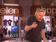 Ellen Shop Commercial: Gary Busey