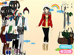 After the Rain Dressup