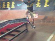 Sam's First Boardslide