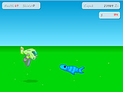 Air Fishing