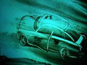 KiWi Sand Art Jaguar @ 2010