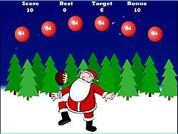 Santa Keepy Uppy