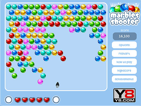 play marbles shooter online for free pog.com
