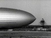 Hindenburg - End of a Successful Voyage