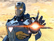 Iron Man Stealth - Short Film