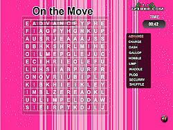 Word Search Gameplay - 40