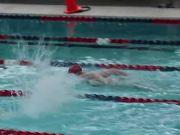 Abbey's 100m Butterfly