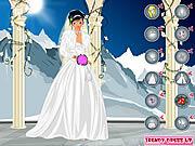Горный свадьба