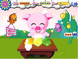 Piggy Musician