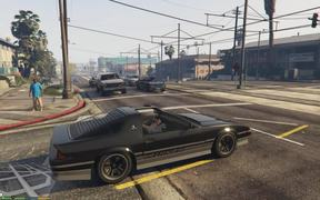 Grand Theft Auto V - Hilarious Driving