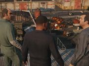 Grand Theft Auto V - Official Gameplay Video 2