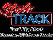 Ford Style Track for Big Block