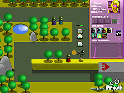 Tower Defence - Generals