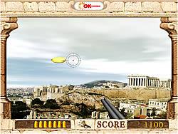 Skeet Shooter Game