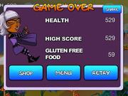 Coeliac Sam: Game Trailer