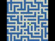 Optical Illusion: Side-Scrolling Pac-Man