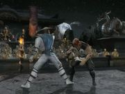 Mortal Kombat - Raiden Gameplay Video