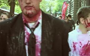 Melbourne Zombie Shuffle 2010