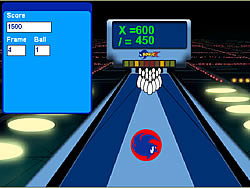 Sonic the Hedgehog - SonicX Bowling