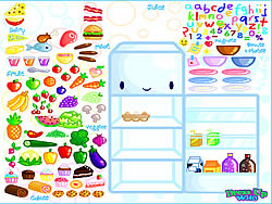 Cute Fridge